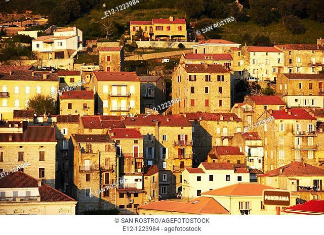 Sartene, South Corsica, Corsica, France