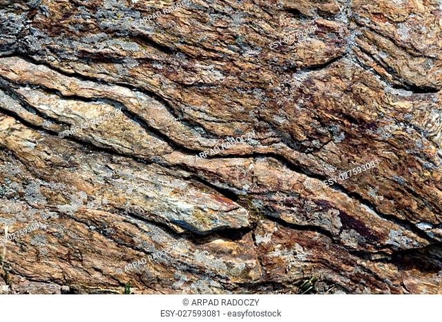 Rock surface as background