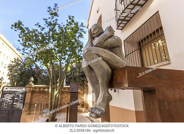 LAS AULAS CULTURAL CENTER, Castellón, Comunidad Valenciana, Spain
