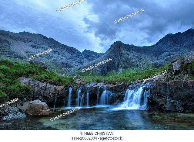 Scotland, Hebrides archipelago, Isle of Skye