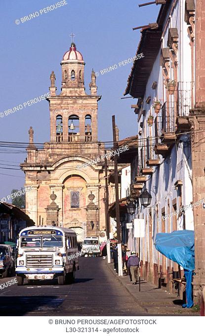 Pátzcuaro. Mexico