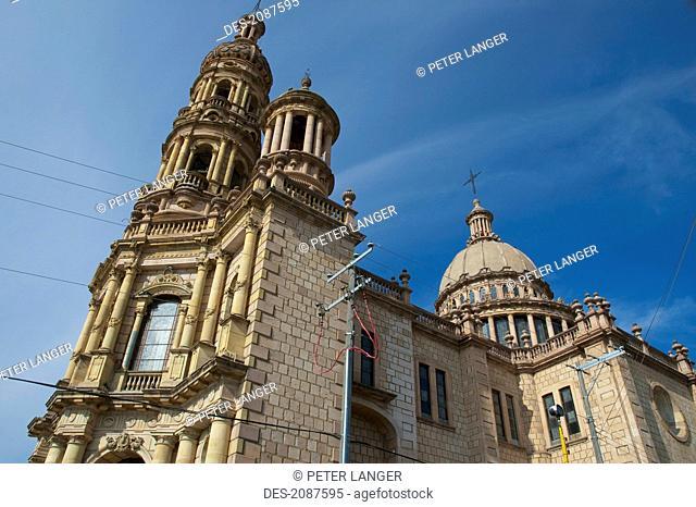 San Antonio Temple, Aguascalientes, Mexico