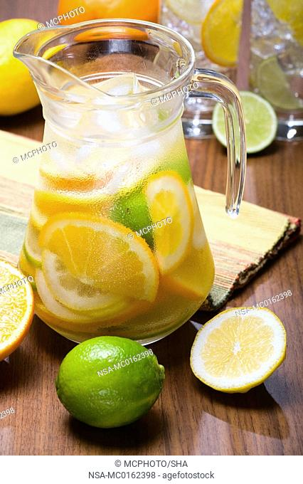 Citrus Ice Water