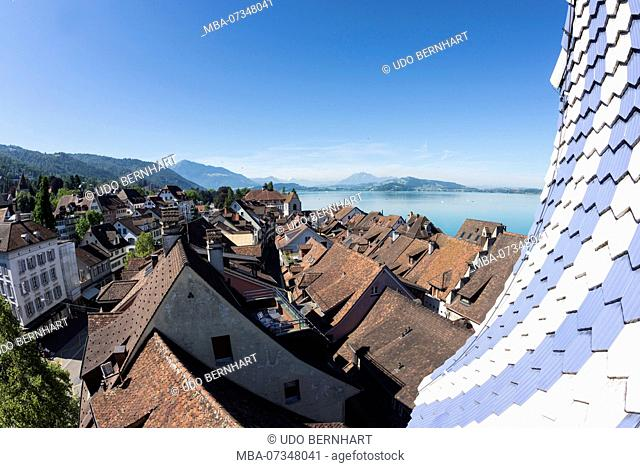 Zug canton Stock Photos and Images | age fotostock