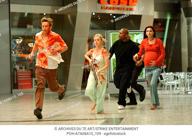 Dawn of the Dead  Year: 2004 USA Director: Zack Snyder  Sarah Polley, Jake Weber, Mekhi Phifer, Inna Korobkina. It is forbidden to reproduce the photograph out...