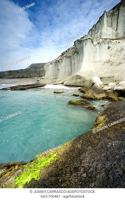 Enmedio creek , Cabo de Gata-Nijar Biosphere Reserve, Almeria province, Andalucia, Spain