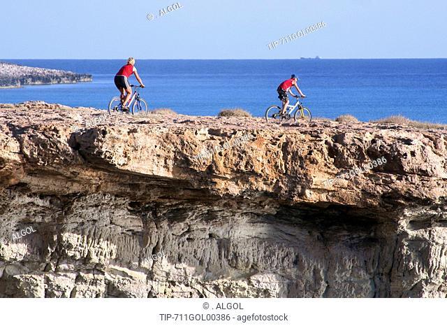 Cyprus, Agia Napa, Cap Grek