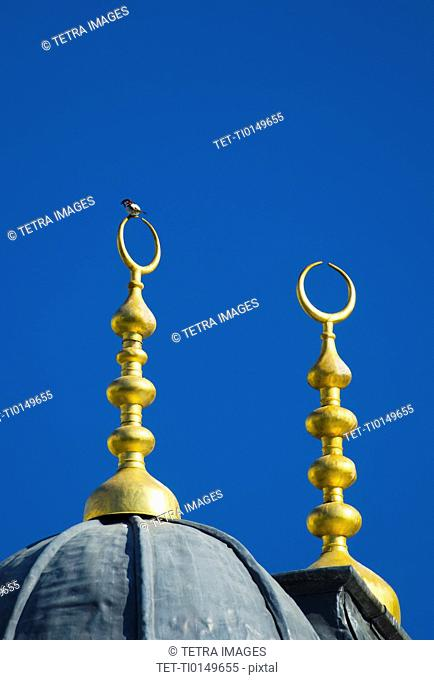 Turkey, Istanbul, Dome roof of Haghia Sophia Mosque