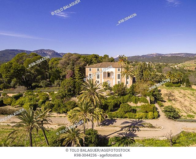 Son Berga Nou,1770, Palma, Mallorca, balearic islands, Spain