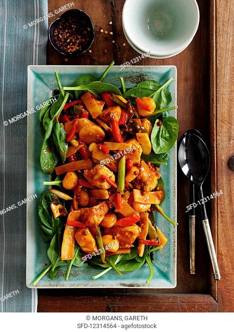 Kung Pao Chicken (China)