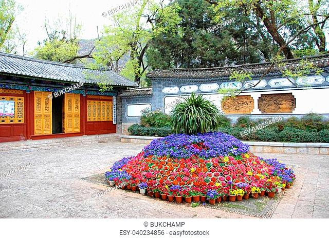 Chinese home architecture