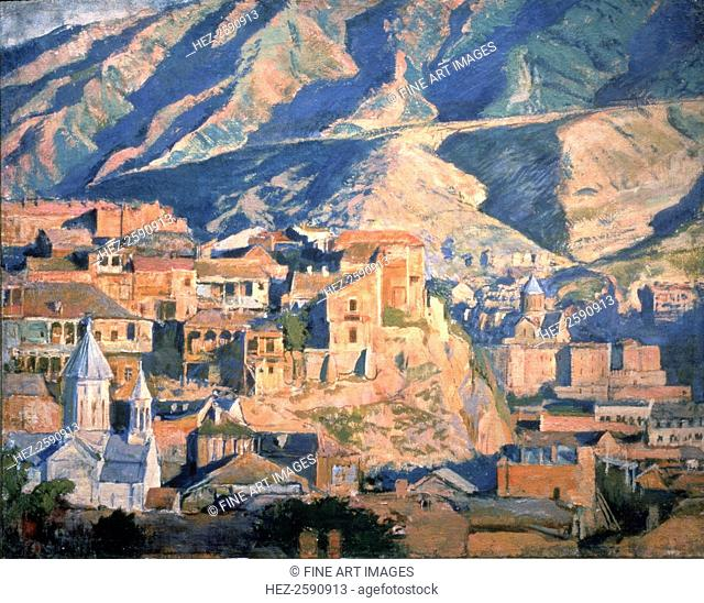 Tiflis, 1918. From a private collection