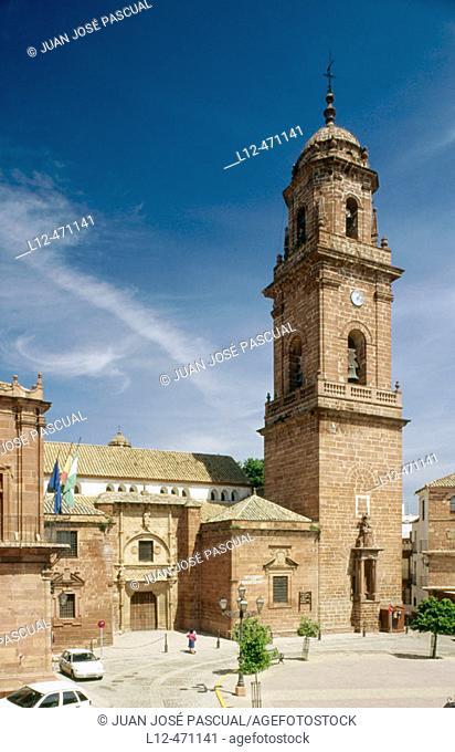 San Bartolomé church, Montoro, Córdoba province, Spain