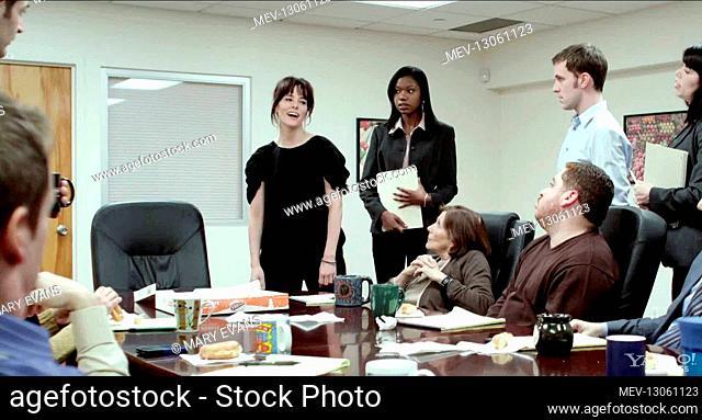 Parker Posey & Xosha Roquemore Characters: Susan Felders, Donna Film: Price Check (2012) Director: Michael Walker 25 January 2012