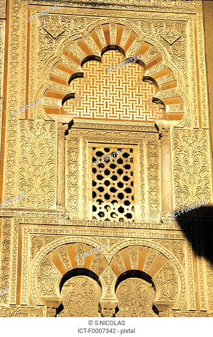 Spain, Andalusia, Cordoba, the Mezquita