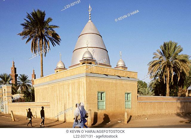 Dome mosque omdurman Stock Photos and Images | age fotostock