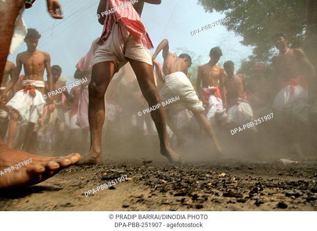 Bankura festival, west bengal, india, asia