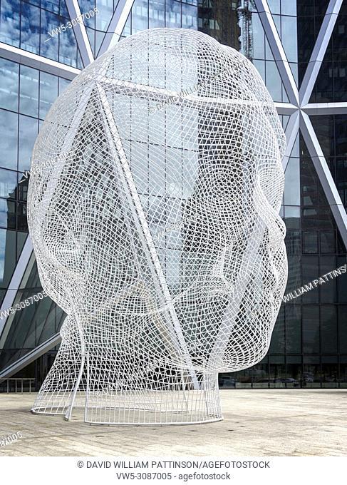 Bow Building, Calgary, Alberta, Canada