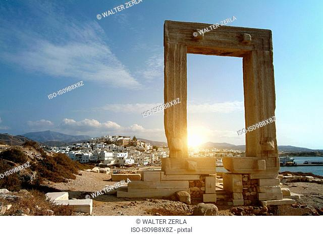 Naxos, Cyclades, Greece