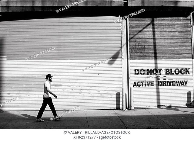 East Village, Manhattan, New York City, New York, USA