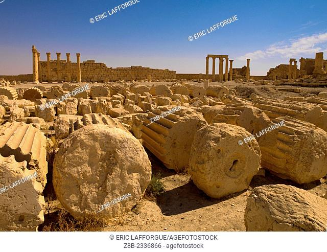 Ancient city of damascus Stock Photos and Images | age fotostock