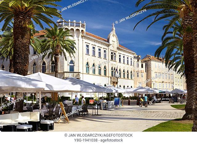 Croatia - Trogir, Dalmatia, Croatia, UNESCO