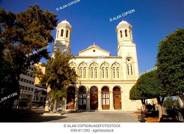 Ayia Napa Cathedral. Limassol (Lemesos). Republic of Cyprus (Greek/Southern Cyprus)