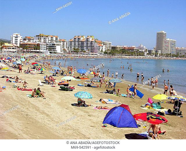 Peñíscola. Castellón province, Comunidad Valenciana, Spain