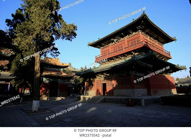 Pagoda Kaiyuan Temple Hebei Province