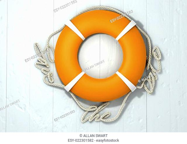 Save The Date Lifebuoy