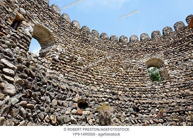 Georgia - Kakheti - Sighnaghi village - fortified tower