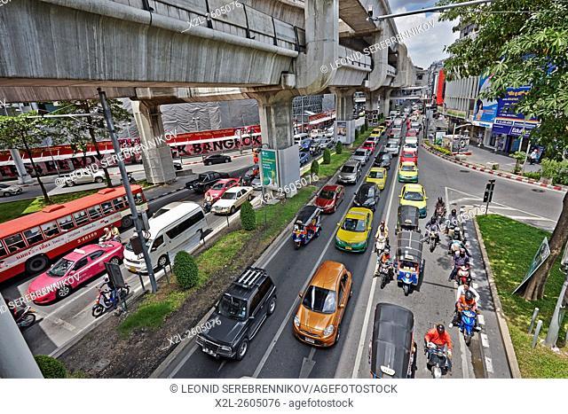 Ploenchit Road, Bangkok, Thailand