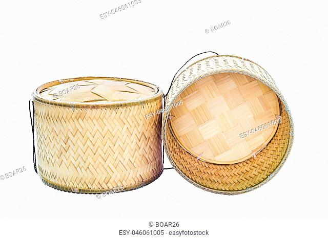 Container for sticky rice