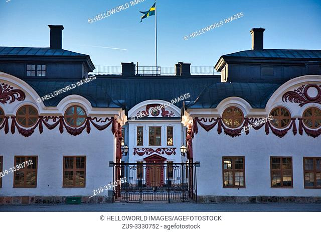 Karlberg Palace, Solna, Stockholm, Sweden, Scandinavia Construction began in 1634 and was finally completed in 1795. Design and construction was by architects...