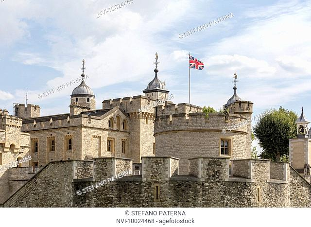 Her Majesty's Royal Palace and Fortress the Tower of London, United Kingdom