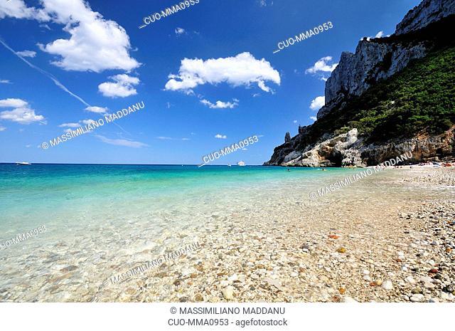 Cala Sisine Bay, Baunei, Ogliastra, Sardinia, Italy, Europe