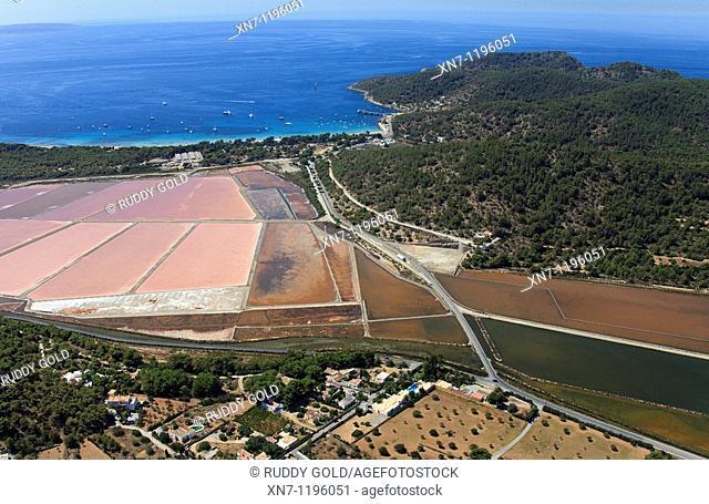 Ses Salines, Ibiza, Balearic Islands, Spain
