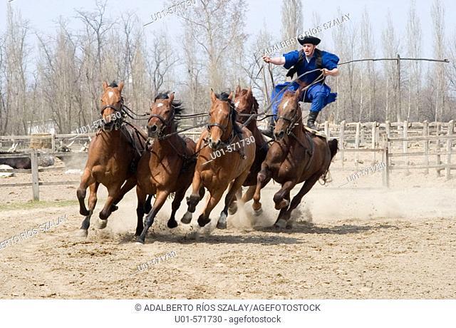 Horseman, Hungary