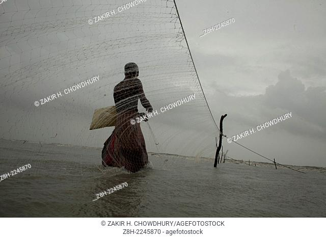 fishing. Bangladesh