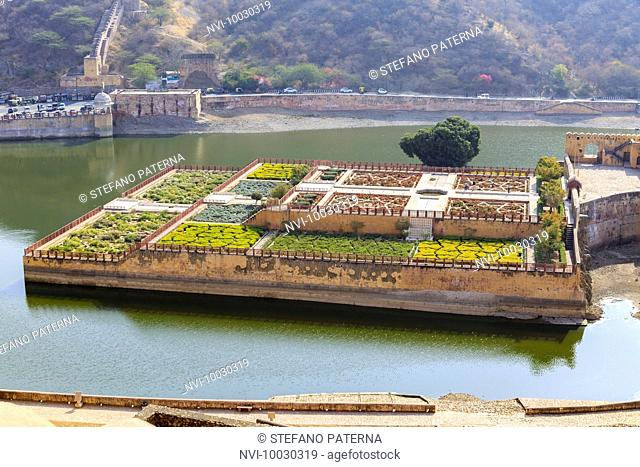 Fortress of Amber, Amber Fort, Jaipur, Rajasthan, India