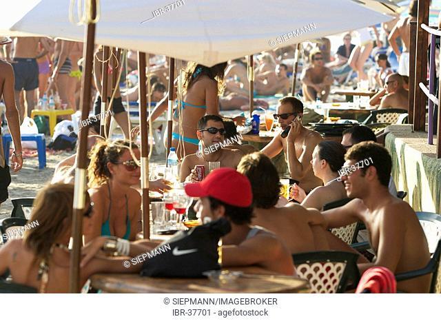 Beach Platja de ses Salines at Sa Trincha - Ibiza
