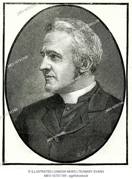 Henry Parry Liddon (1829 - 1890), Anglican divine, Canon of Saint Paul's Cathedral, London