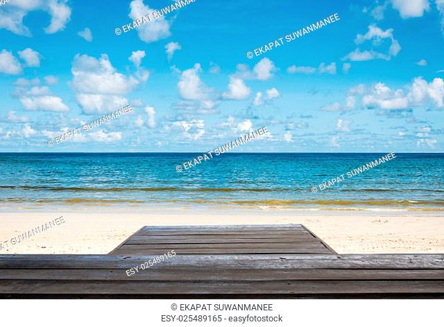 Beautiful nature and beautiful of sea, Phuket Thailand