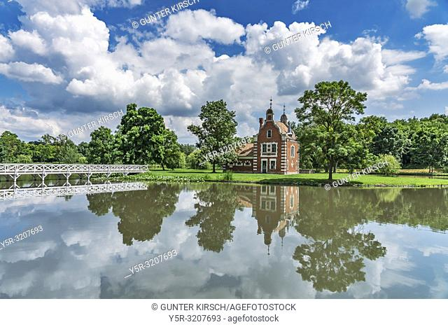 The Dutch House is located in the park of the Palais Festetics in Deg. The castle was built in 1815-1819 in the neoclassicism style according to the plans of...