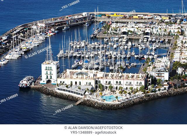 Puerto de Mogan, Canary Islands, Spain