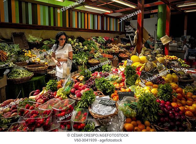 -Daysi in Borough Market-London (United Kingdom)