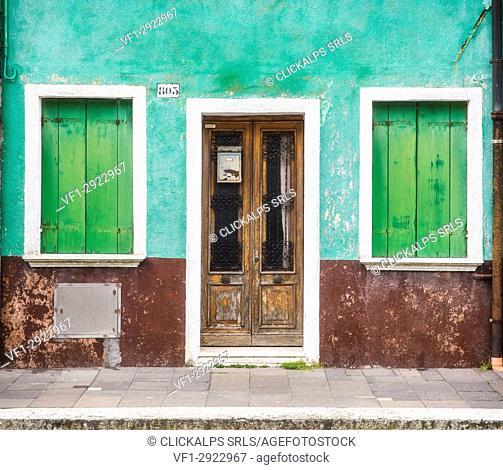 Burano, Venezia, Italy