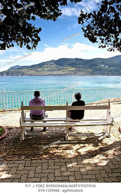 Mundaka  Biscay  Basque Counrty  Spain  Europe