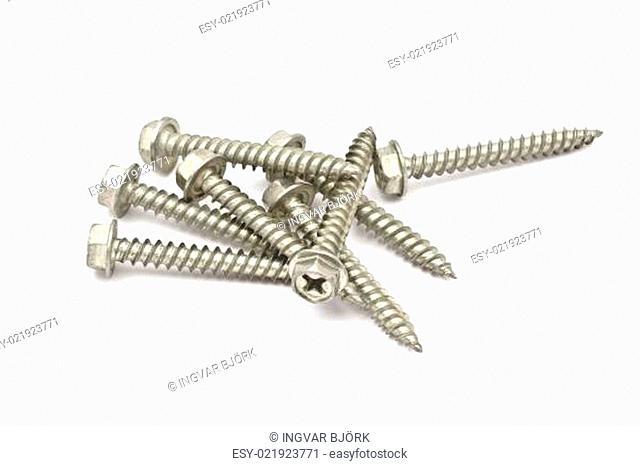Heap of screws
