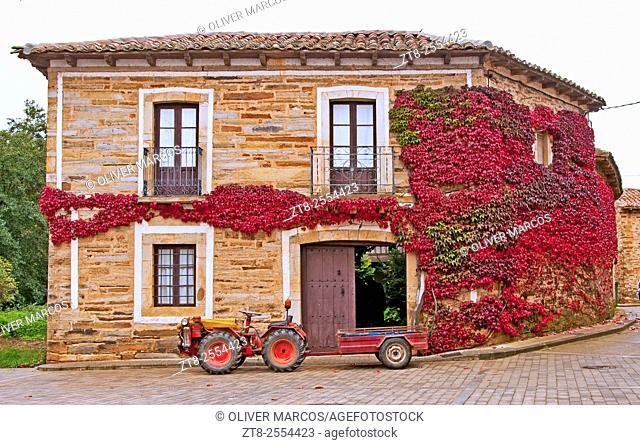 Castrillo de la Valduerna, Leon province, Spain